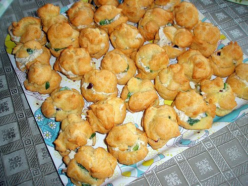 Chicken Salad Appetizer  Creative Hospitality Chicken Salad Appetizer Puffs