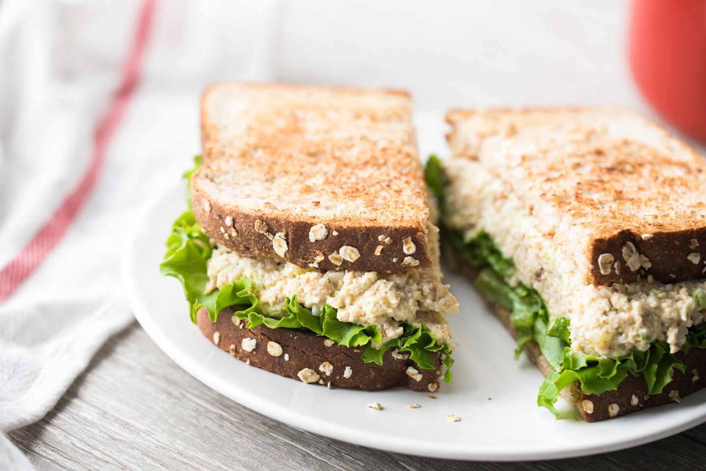 Chicken Salad Sandwiches  Original Chicken Salad Recipe