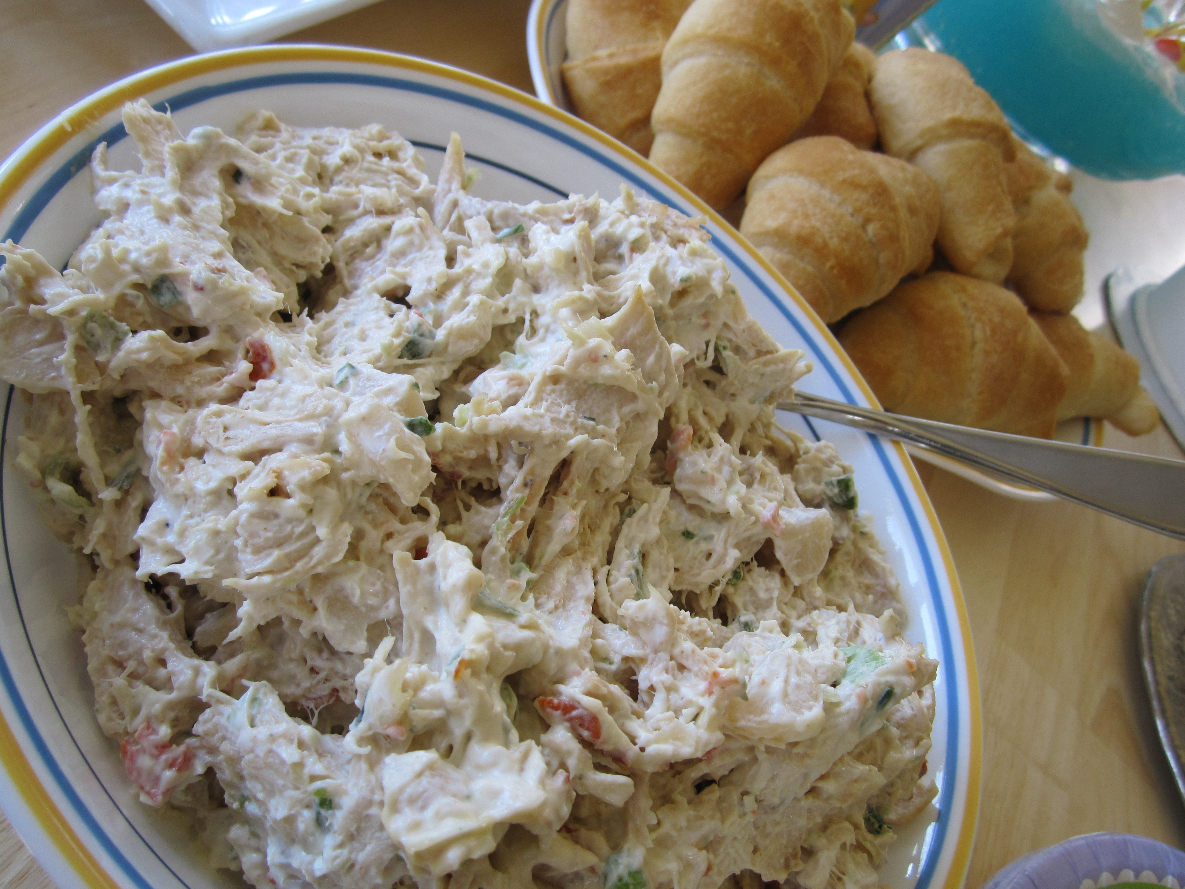 Chicken Salad Without Mayo  chicken salad mayonnaise