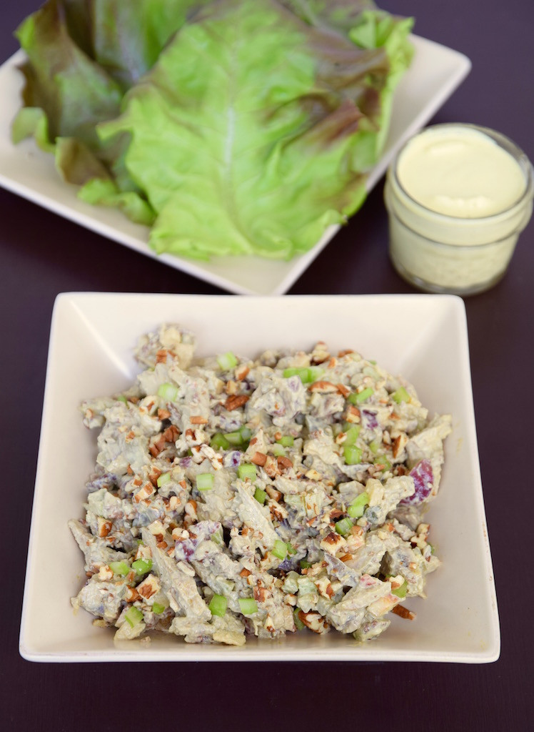 Chicken Salad Without Mayo  Curry Chicken Salad Without Mayonnaise — Tasting Page