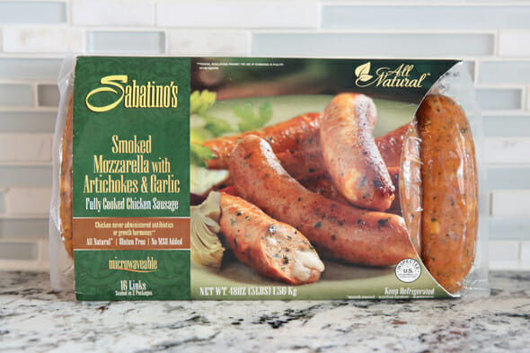 Chicken Sausage Brands  healthy chicken sausage brands