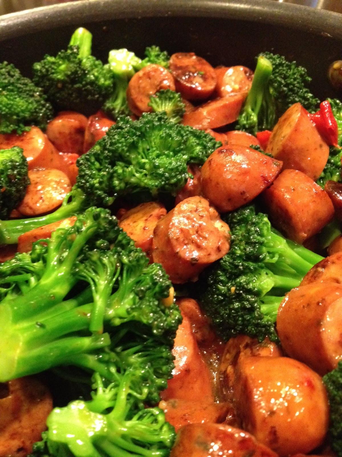 Chicken Sausage Recipes  A Healthy Makeover Chicken Sausage & Veggie Pasta