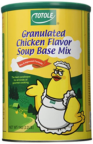 Chicken Soup Base  totole granulated chicken flavor soup base mix 2 2lb