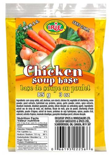 Chicken Soup Base  Chicken Soup Base 85g