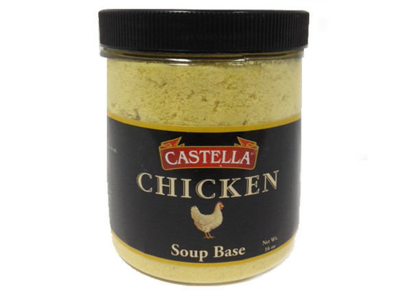 Chicken Soup Base  Chicken Flavored Soup Base 16 oz