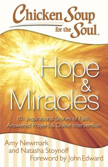 Chicken Soup For The Soul Books  Hope & Miracles