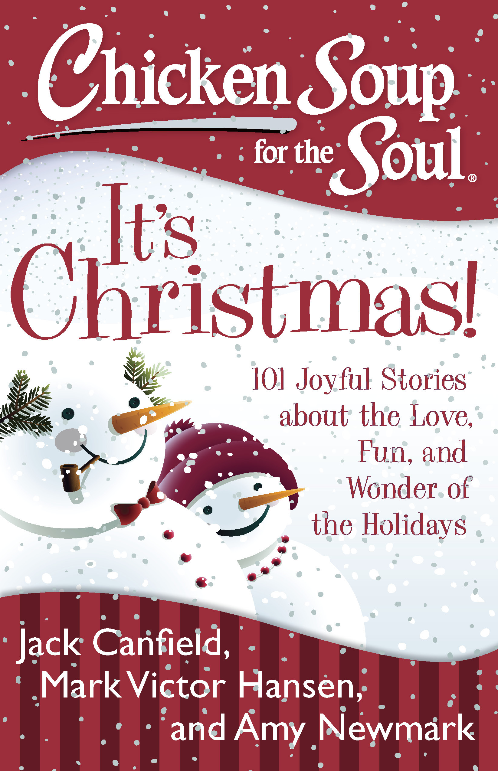 Chicken Soup For The Soul Books  Chicken Soup for the Soul It's Christmas