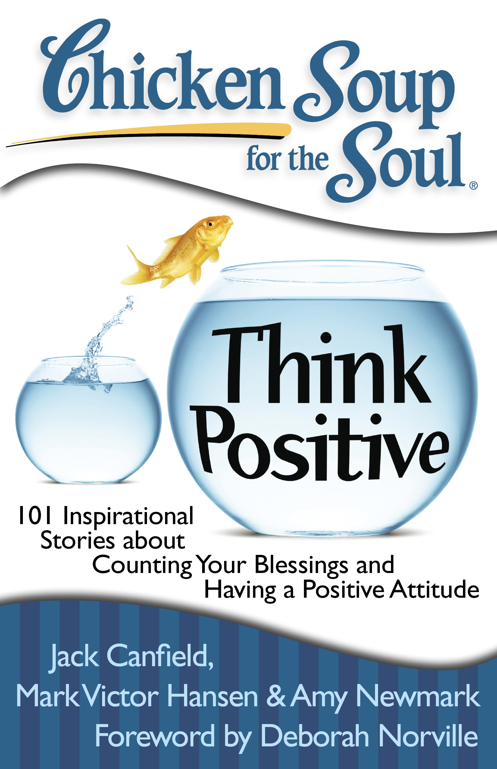 Chicken Soup For The Soul Books  Chicken Soup for the Soul Think Positive