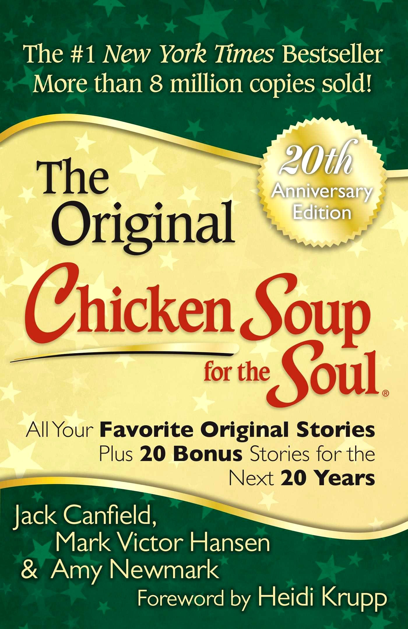 Chicken Soup For The Soul Books  Ebooks Heart