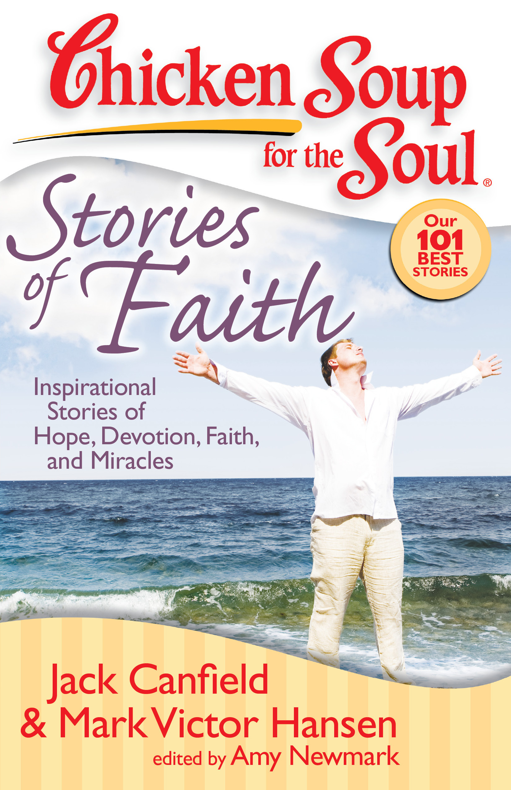 Chicken Soup For The Soul Books  Chicken Soup for the Soul Stories of Faith