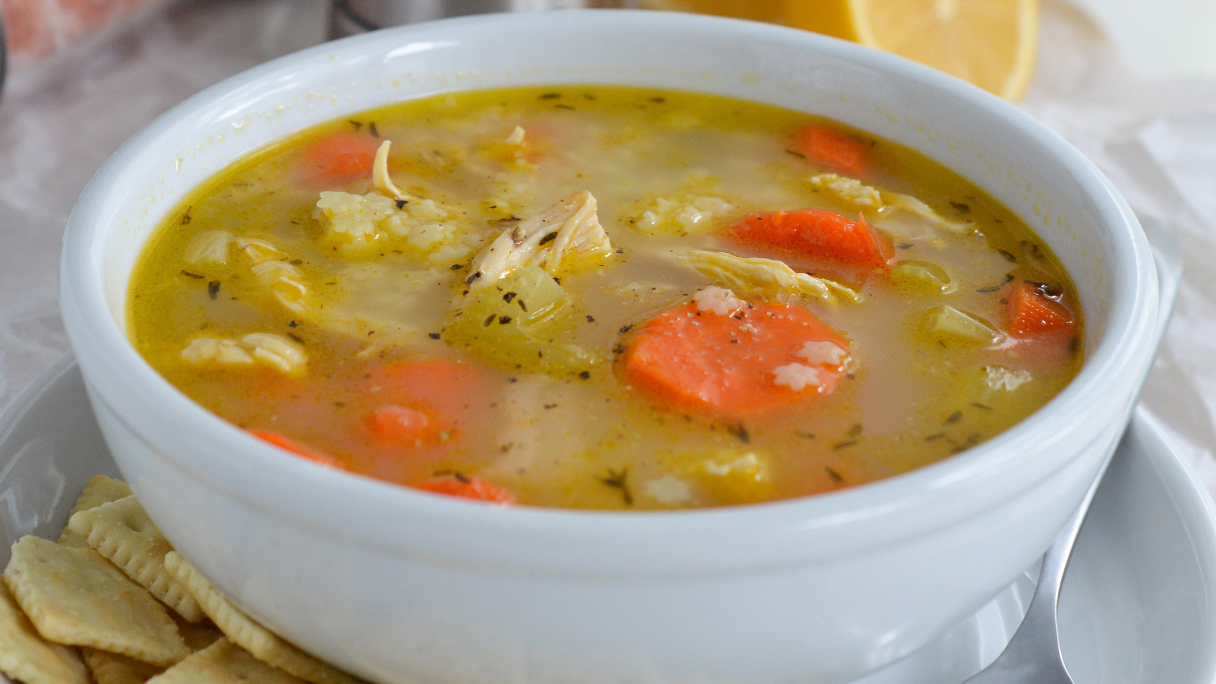 Chicken Soup Recipe  5 amped up chicken soup recipes that are forting not
