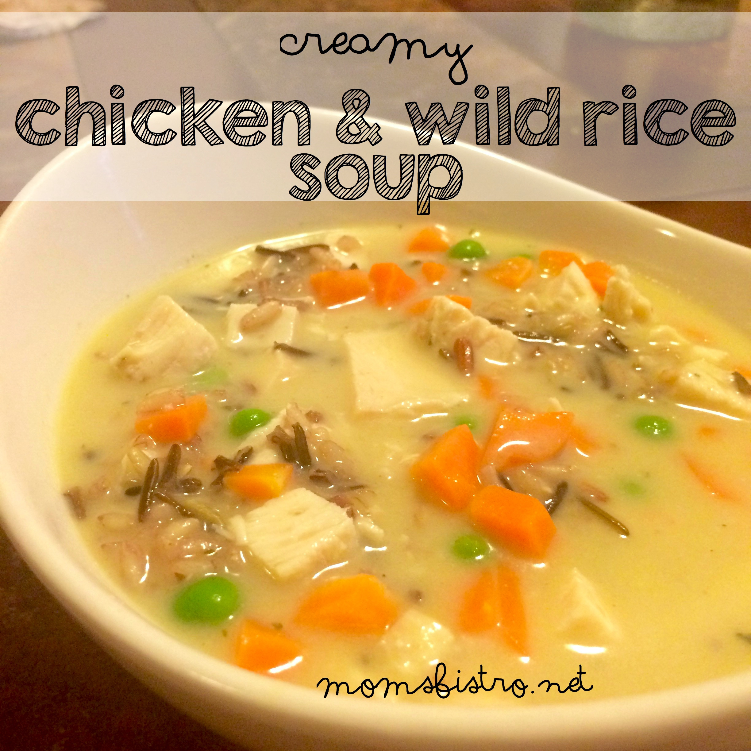 Chicken Soup With Rice  A Cozy Fall Twist on Leftovers Ready In ly 20 Minutes