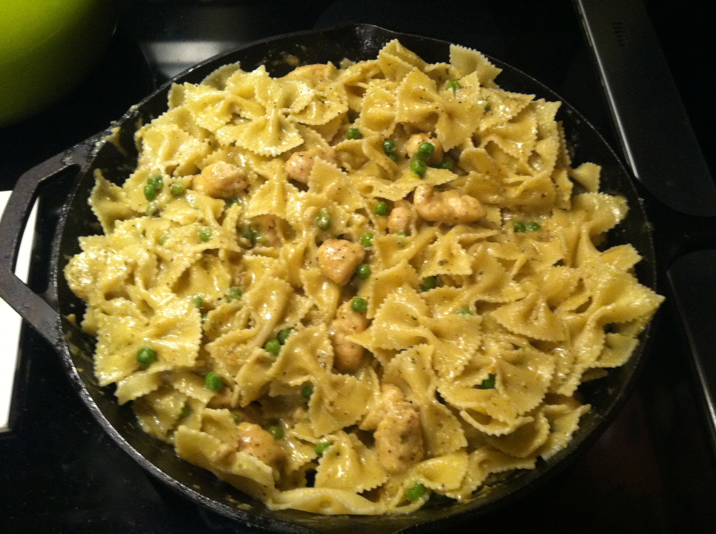 Chicken Spaghetti Recipe Paula Deen  Chicken Pesto Pasta and a side of Brussel Sprouts