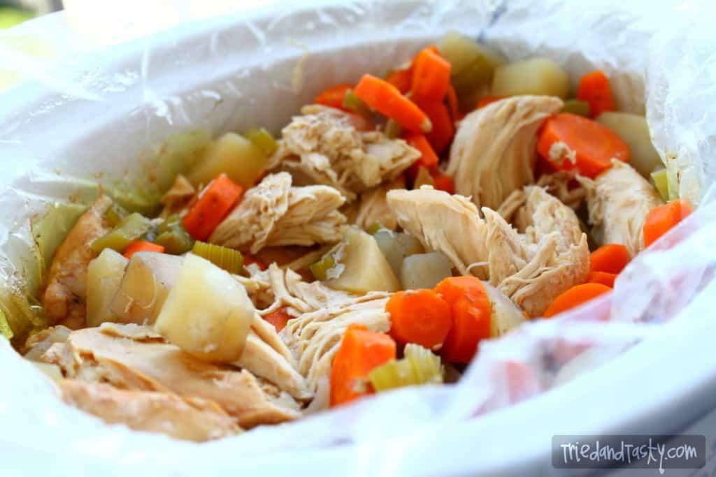 Chicken Stew Crock Pot Recipe  Crock Pot Chicken Stew Tried and Tasty