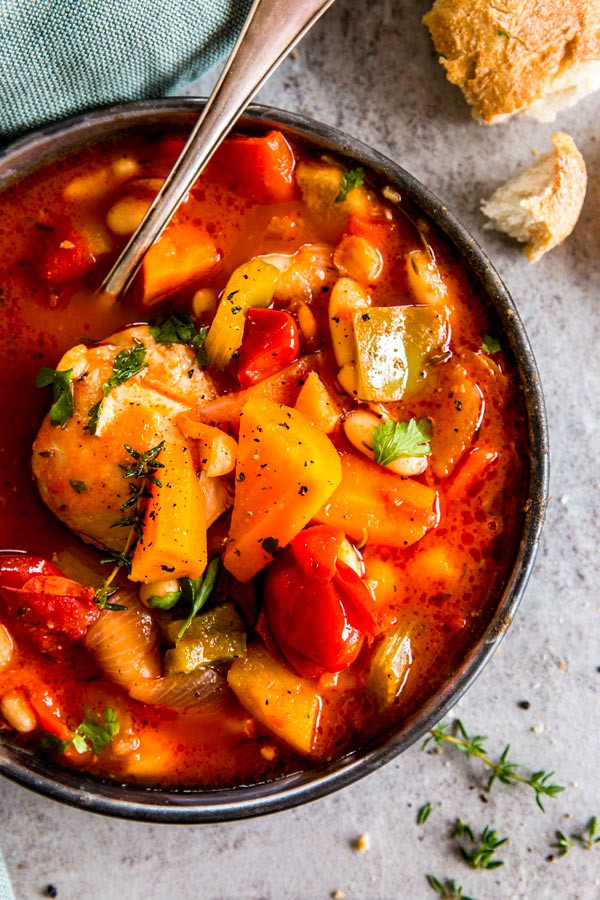 Chicken Stew Crock Pot Recipe  best chicken stew recipes