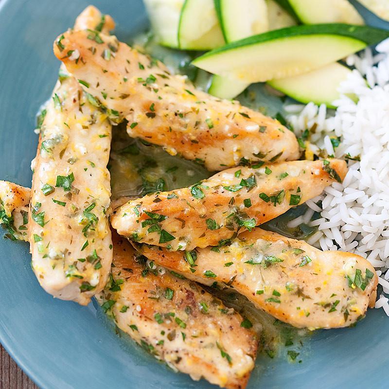 Chicken Tenders Recipe  easy chicken tenders recipe