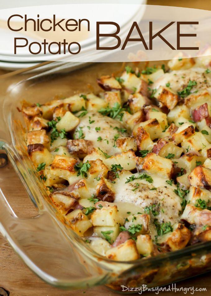 Chicken Thigh Casserole  Best 25 Chicken thigh casserole ideas on Pinterest