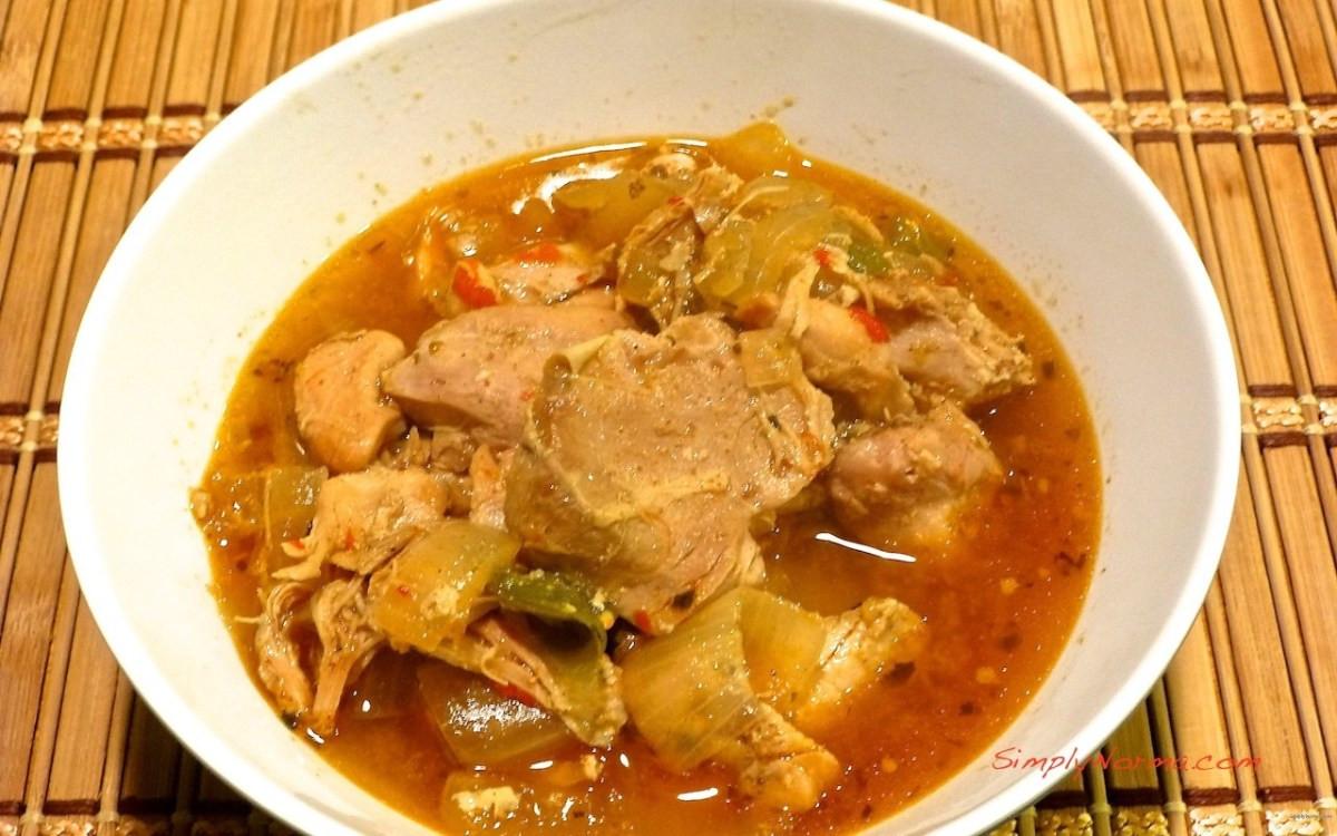 Chicken Thighs In Crock Pot  Crock Pot Chicken Thighs