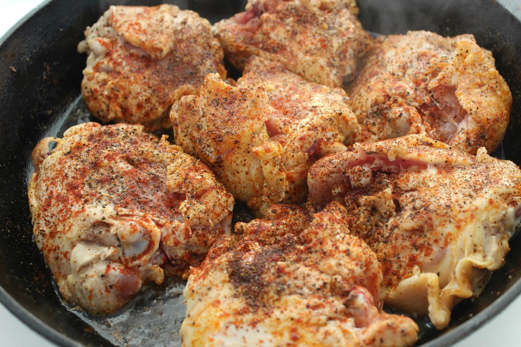 Chicken Thighs In Crock Pot  Crock Pot Chicken Thighs with Potatoes & Carrots