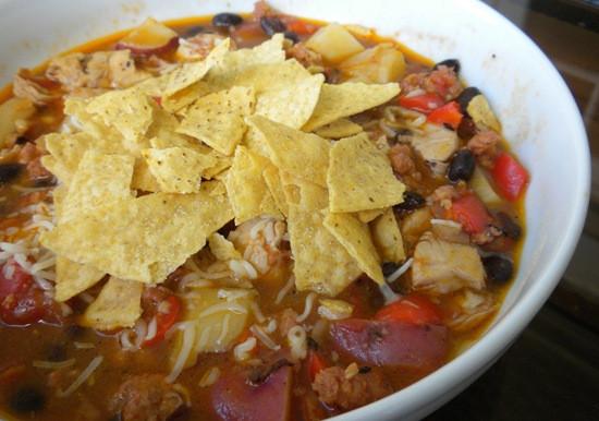 Chicken Tortilla Soup Rachel Ray  chicken tortilla soup rachel ray