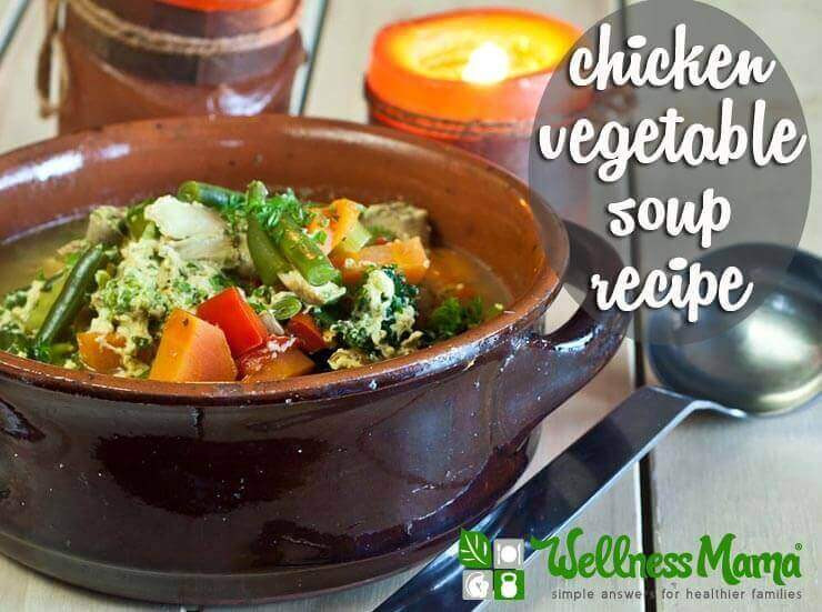 Chicken Vegetable Soup Recipes  The Best Chicken Ve able Soup Recipe Variations