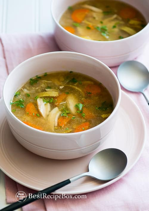 Chicken Vegetable Soup Recipes  Favorite Slow Cooker Chicken Ve able Soup Recipe that s