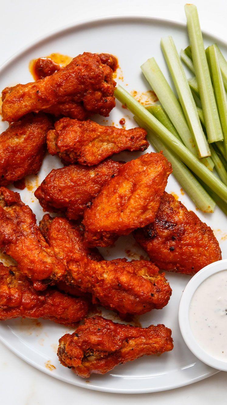 Chicken Wing Sauces  BA s Best Buffalo Wings Recipe