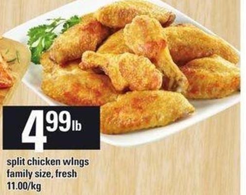 Chicken Wings On Sale  Split Chicken Wings on sale