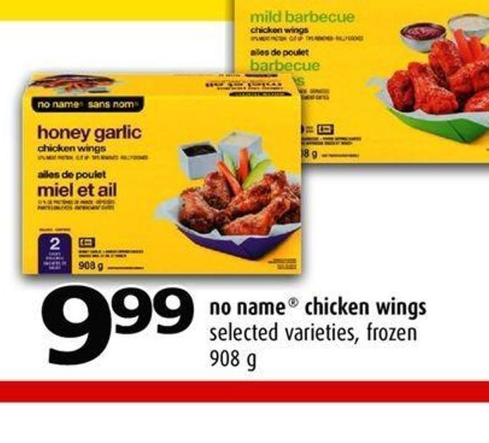 Chicken Wings On Sale  No Name Chicken Wings on sale