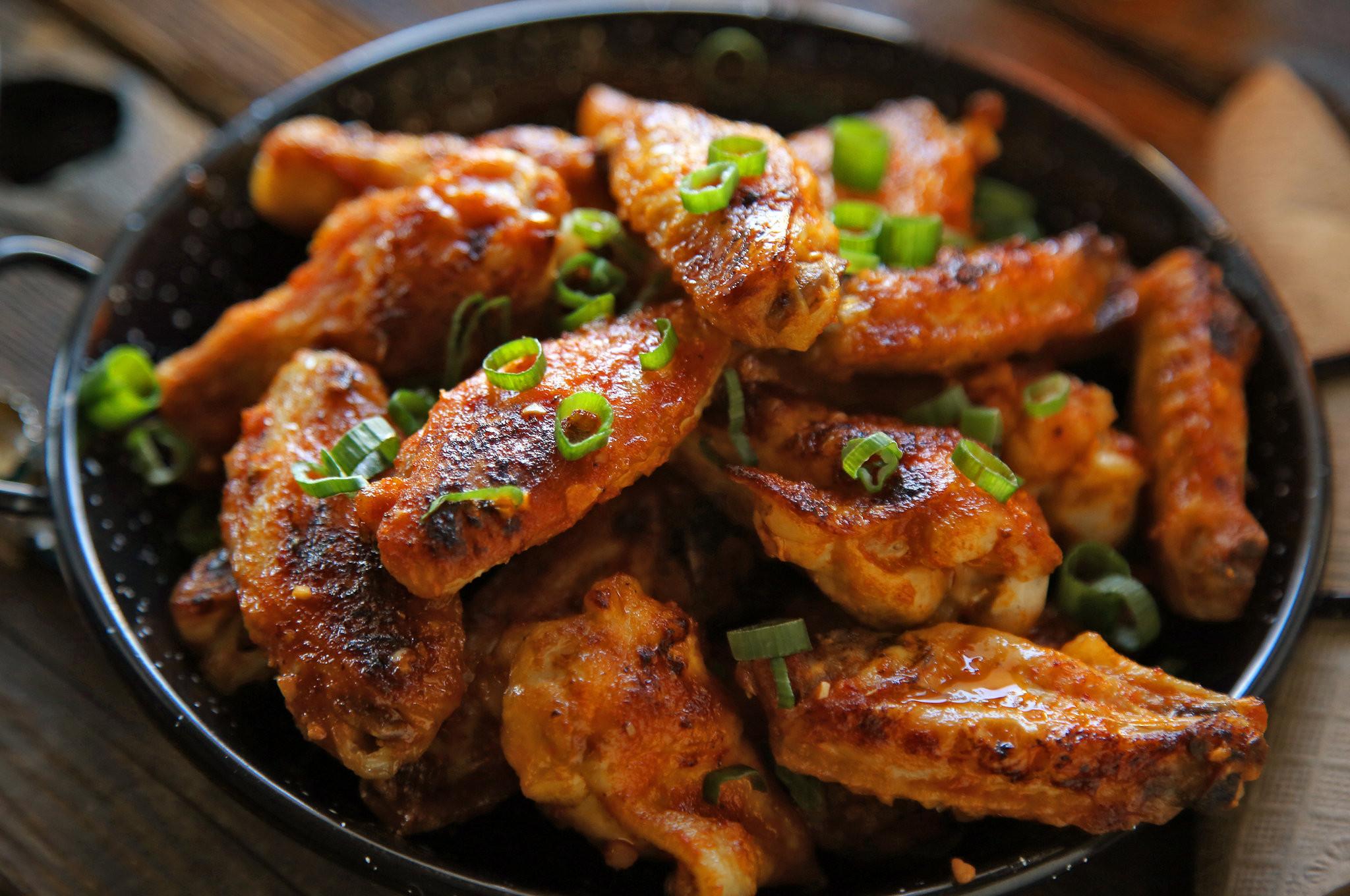 Chicken Wings Recipe  how to season baked chicken wings