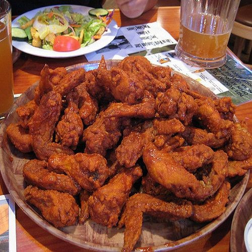 Chicken Wings Restaurant  Secret Copycat Restaurant Recipes – Hooters Buffalo
