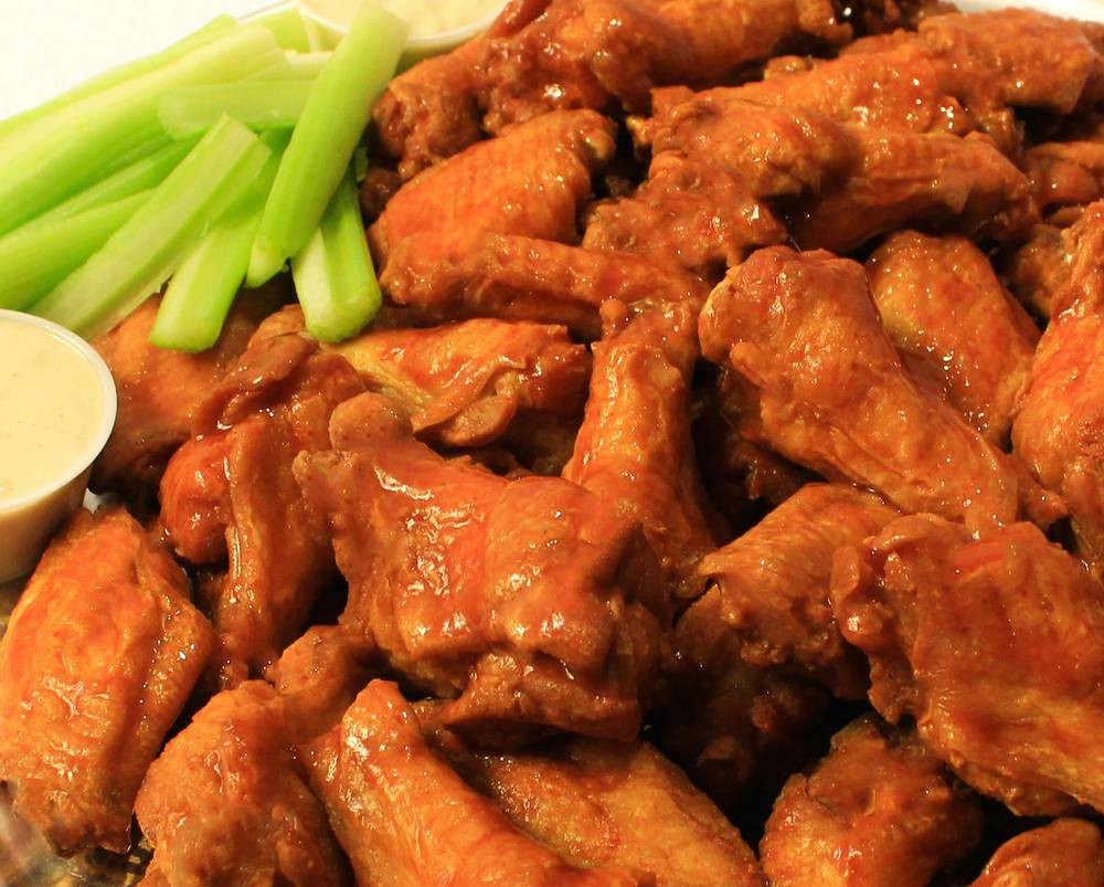 Chicken Wings Restaurant  The original Buffalo chicken wing is ing to Las Vegas