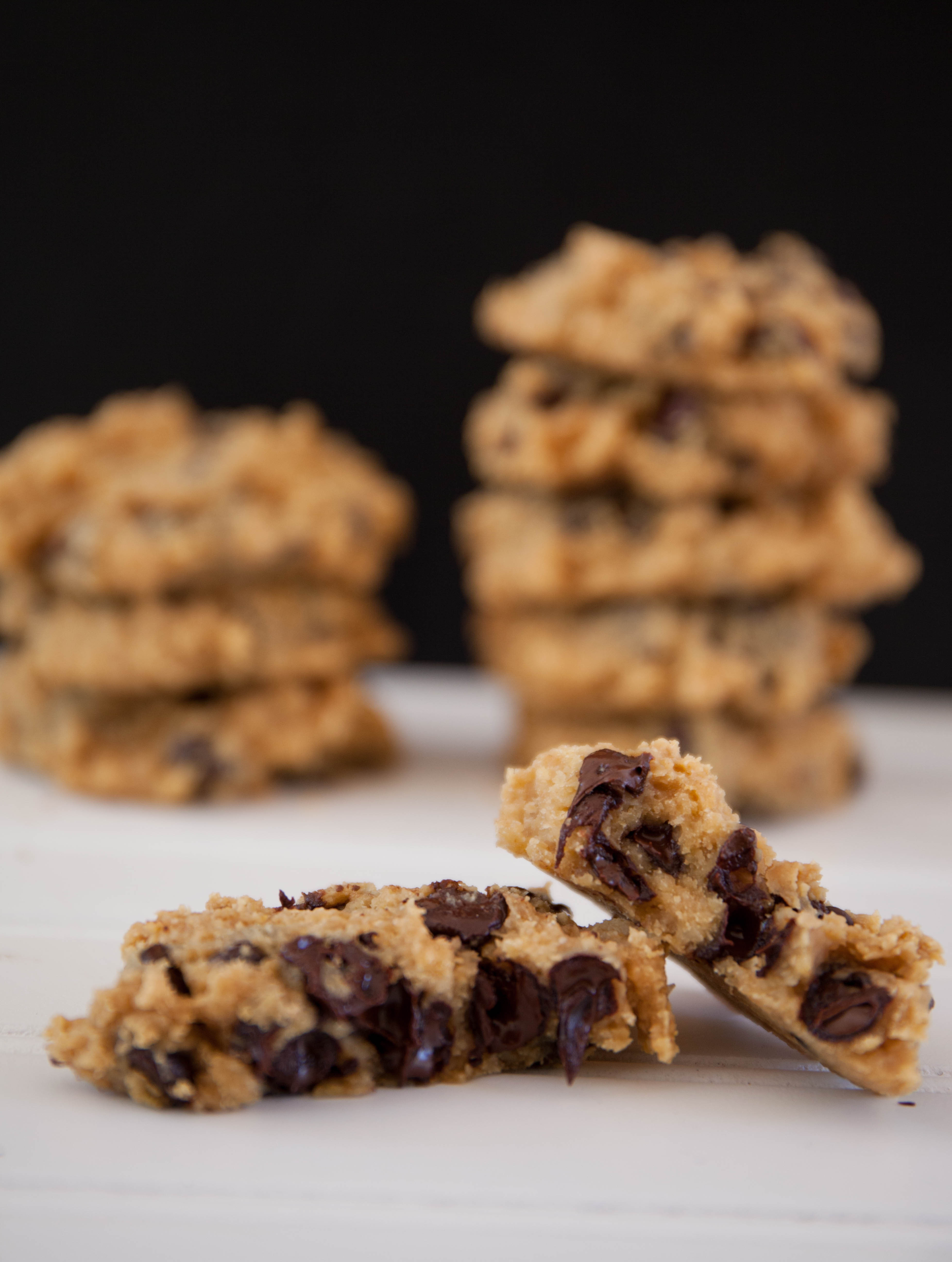 Chickpea Chocolate Chip Cookies  Healthy Chickpea Chocolate Chip Cookies — My Healthy Dish