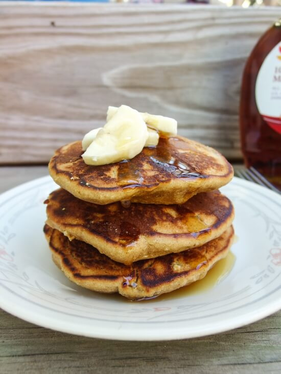 Chickpea Flour Pancakes  Chickpea Almond Pancakes Yup it s Vegan