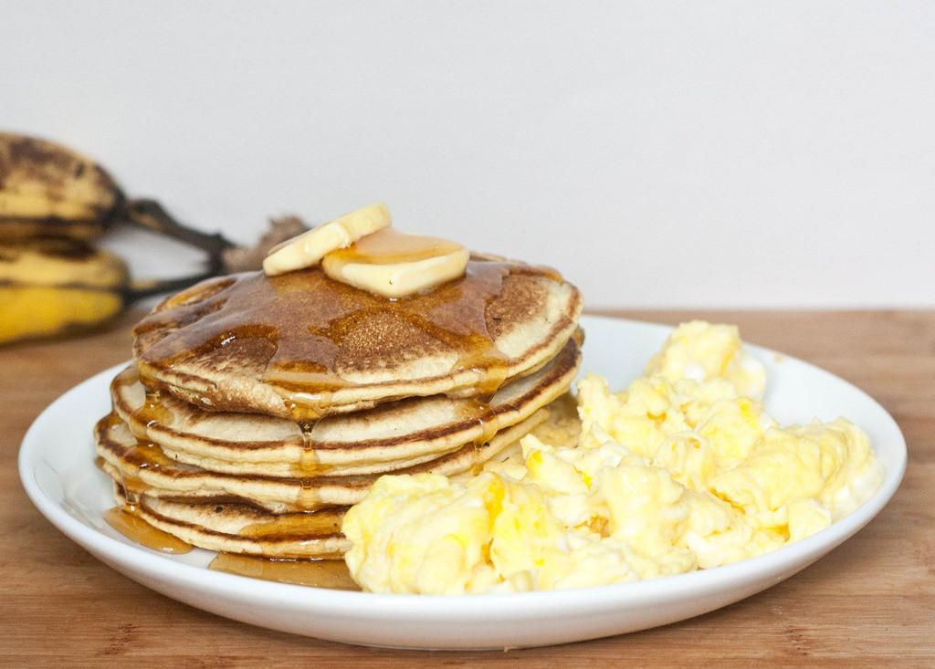 Chickpea Flour Pancakes  Chickpea Flour Pancakes