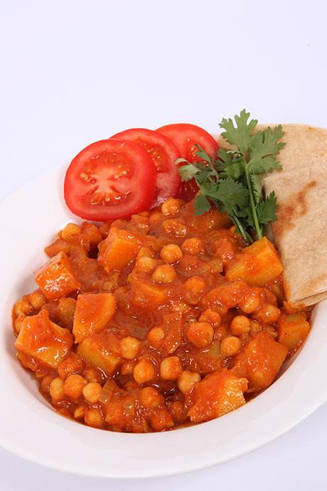 Chickpea Potato Curry  Chana Masala Mix