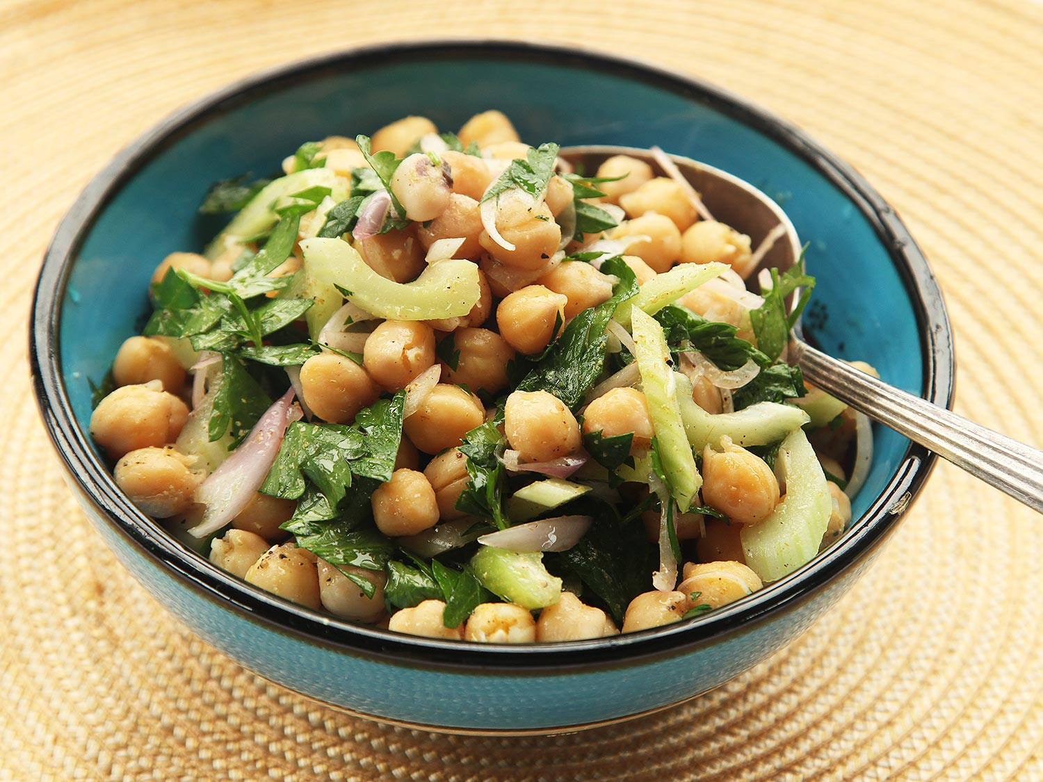 Chickpea Salad Recipes  Vegan Meal Plan A Week of Delicious Breakfasts Lunches
