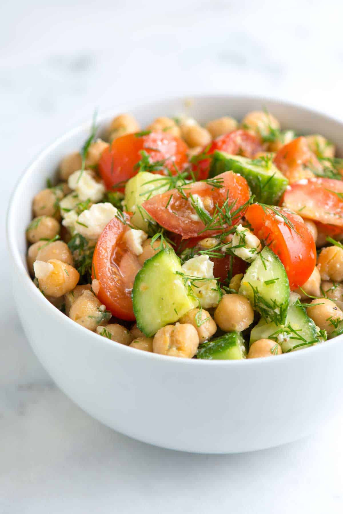 Chickpea Salad Recipes  Three Simple Methods for How to Cook Dried Chickpeas
