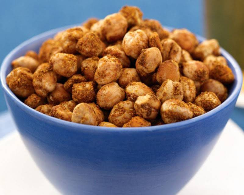 Chickpea Snacks Recipes  10 Best Baked Chickpea Snack Recipes