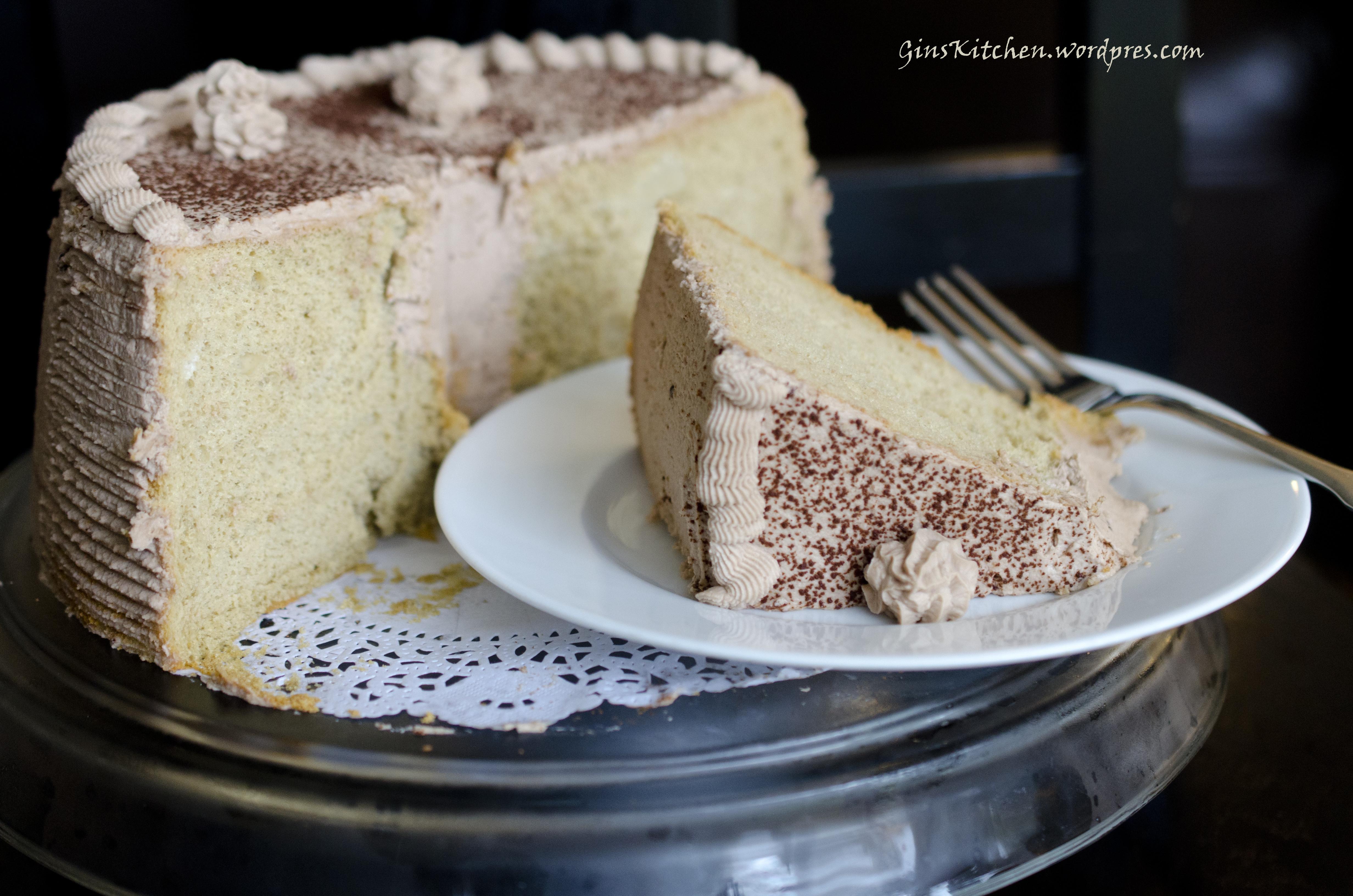 Chiffon Cake Recipe  Chiffon Cakes