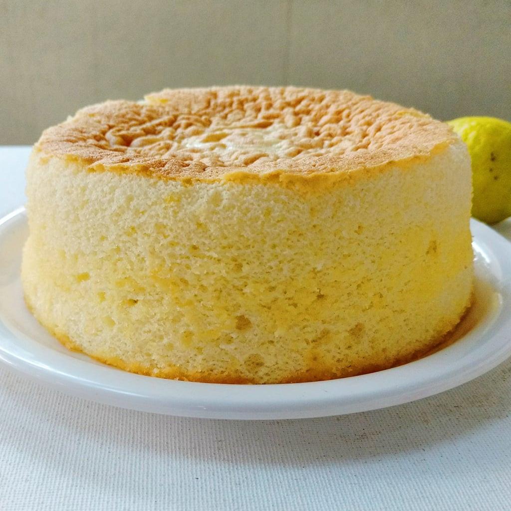 Chiffon Cake Recipe  Lime chiffon cake Recipe