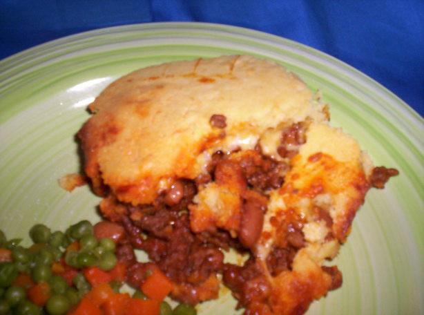 Chili Cornbread Casserole  Chili Cornbread Casserole Recipe Food