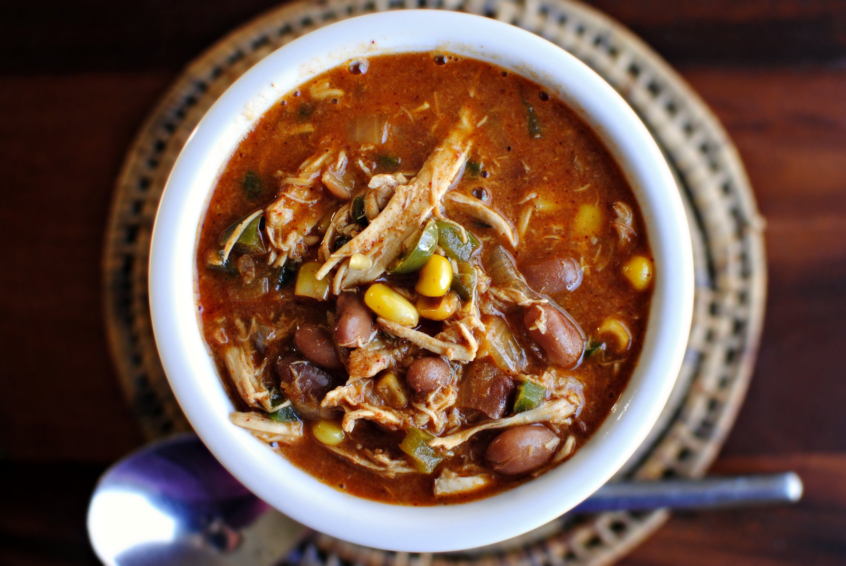 Chili'S Southwest Chicken Soup  Simply Scratch Southwest Chicken Chili Simply Scratch