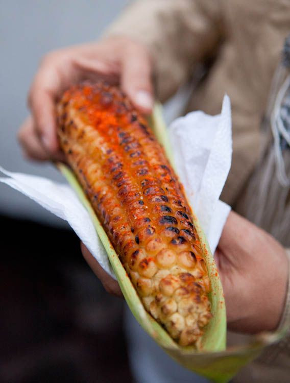 Chilis Roasted Street Corn  17 Best images about Mexico DF on Pinterest