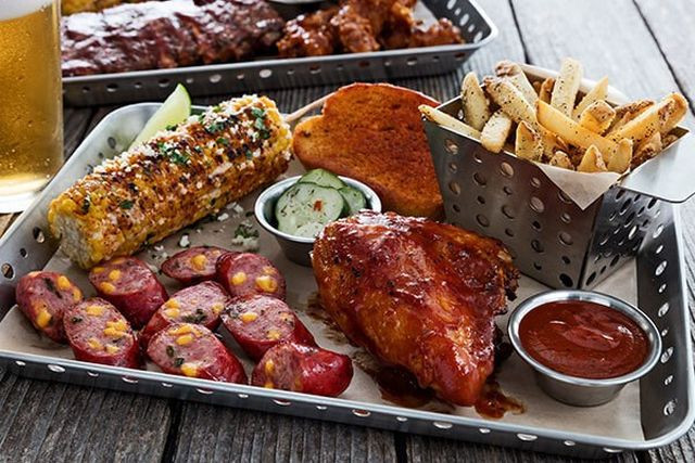 Chilis Roasted Street Corn  Chili s Introduces New Smokehouse bos and Two New BBQ