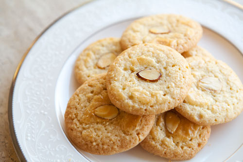 Chinese Almond Cookies Recipes  Chinese Almond Cookies Recipe
