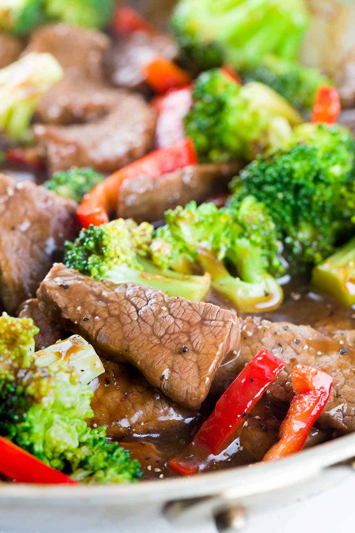 Chinese Beef And Broccoli  authentic chinese beef and broccoli recipe