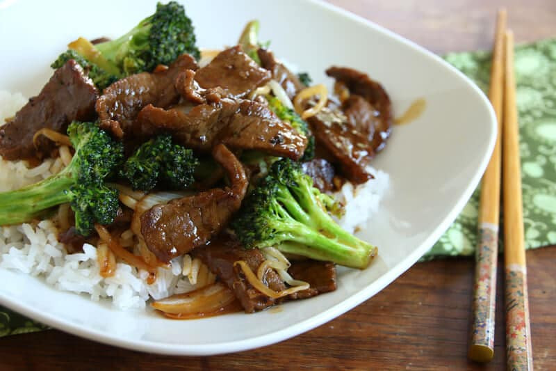 Chinese Beef And Broccoli  BEST Chinese Beef and Broccoli The Daring Gourmet