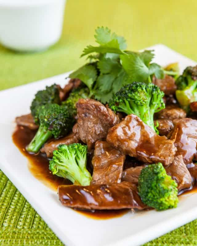 Chinese Beef And Broccoli  Chinese Broccoli Beef Recipe Step by step video