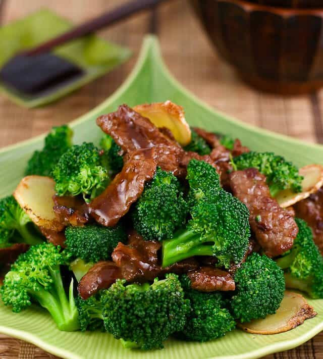 Chinese Beef And Broccoli  Chinese Beef Broccoli Recipe video Steamy Kitchen Recipes